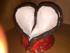 Herz Vorderseite